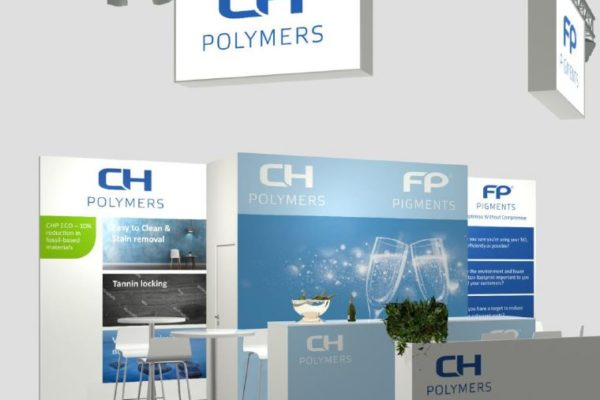 Meet us at ECS in Nuremberg 19.-21.3. 2019